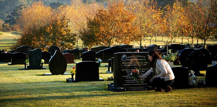 Moving slowly to create a meaningful funeral