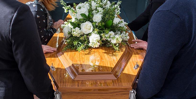 Casket & coffins